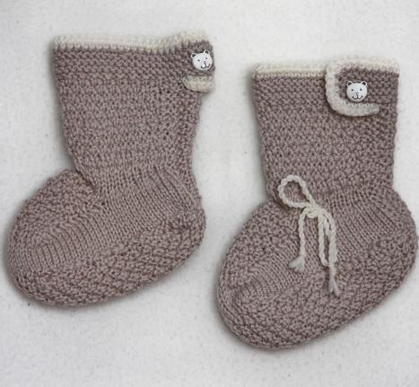baby born strikkeoppskrifter