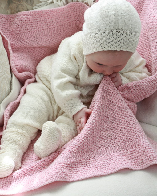 Easy To Knit Afghan Patterns : baby dress knitting pattern baby girl knitting pattern boy knitting pattern
