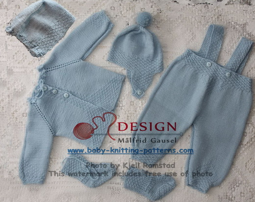 modern baby knitting patterns