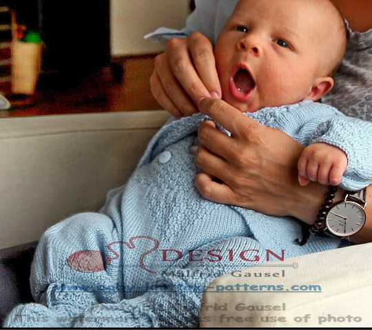 baby boy knitting patterns