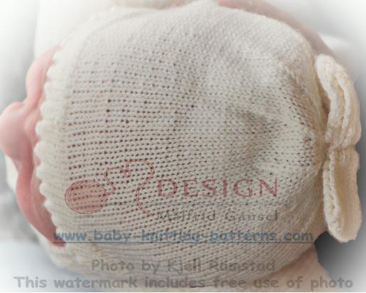 Babymützen stricken