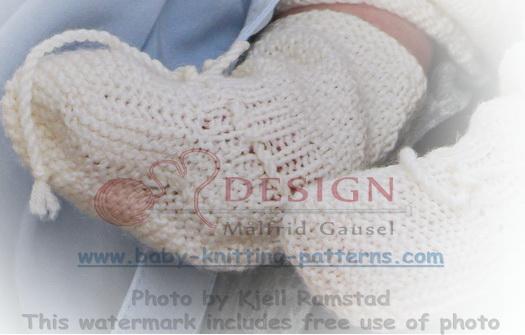 knitting patterns for baby socks