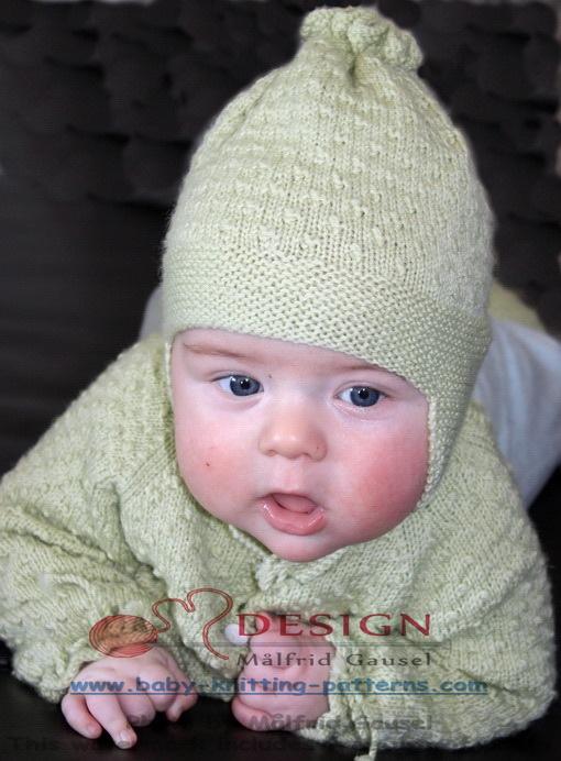 gratis baby breipatronen