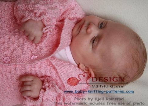 baby strickmuster kostenlos