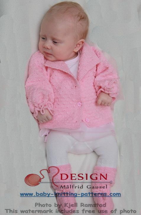 baby strickmuster gratis