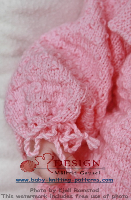 Knitting Patterns For 12 Baby Doll