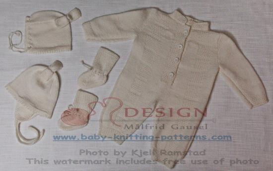 babysachen stricken