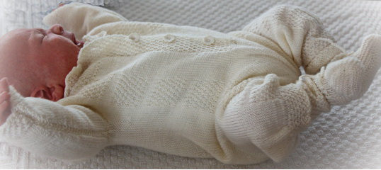baby girl knitting patterns